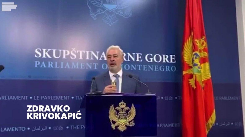 Krivokapić poziva tehničku Vladu u Crnoj Gori da proglasi dan žalosti zbog smrti mitropolita Amfilohija