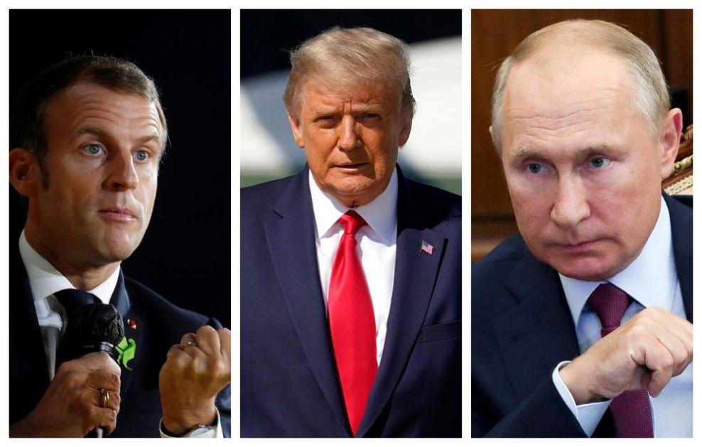 Putin, Makron i Tramp pozivaju na hitan prekid vatre u Nagorno-Karabahu