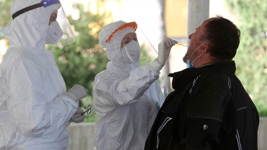 U Hrvatskoj 1.563 novoobolelih, 13 osoba umrlo