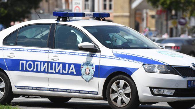 Uhapšen muškarac koji je ranio policijskog inspektora