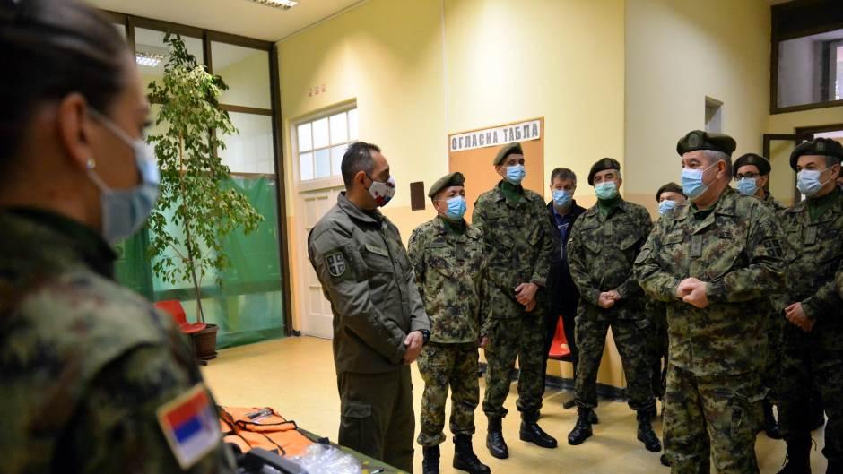 Na Karaburmi 41 pacijent zaražen koronom