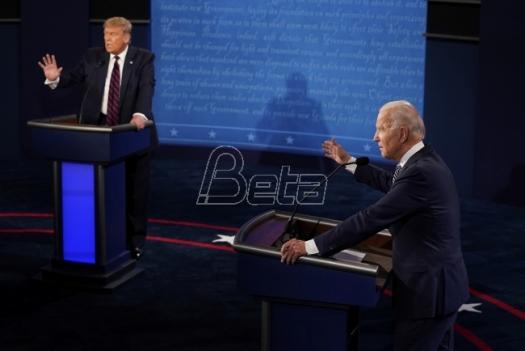 Komisija odlučila da druga predsednička debata u SAD bude virtuelna, Tramp odbija