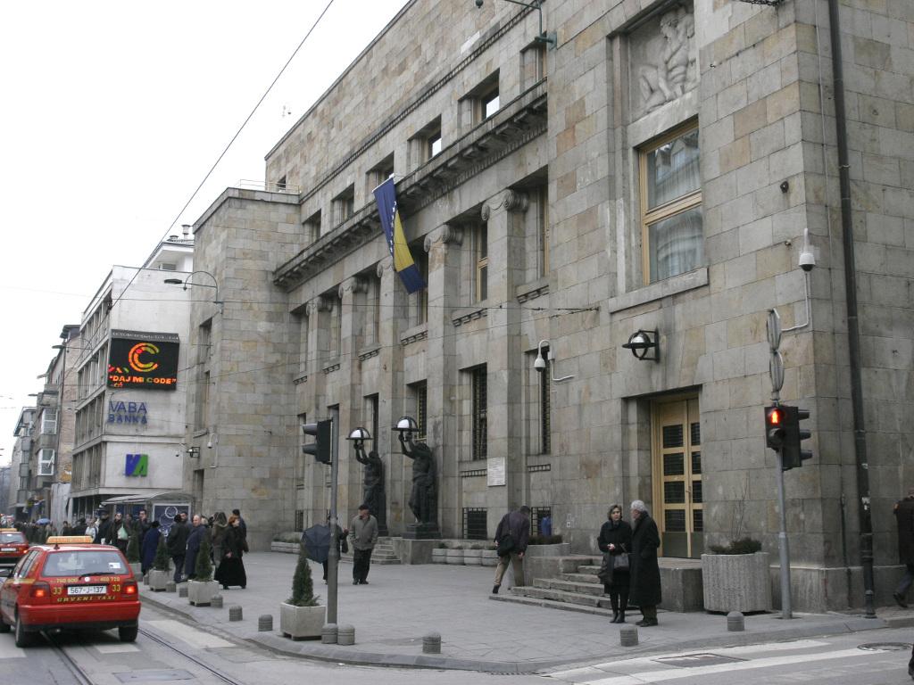 Blagi pad deviznih rezervi NBS Srbije