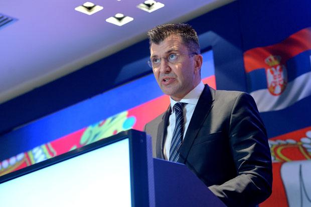 Đorđević: Uvesti socijalne karte