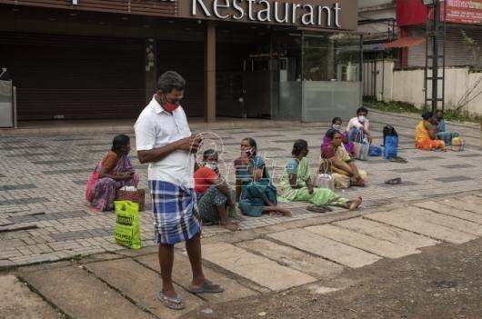 Indija prešla granicu od osam miliona zaraženih korona virusom