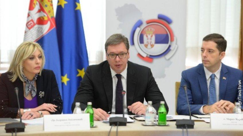 Vučić protiv zamrznutog konflikta