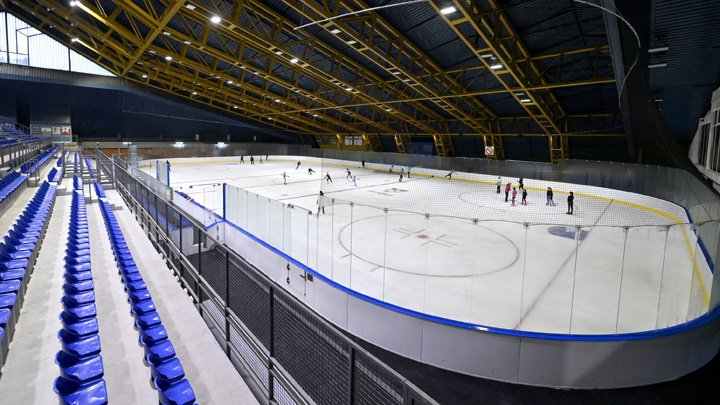 Beograd: Obnovljena Ledena dvorana Pionira