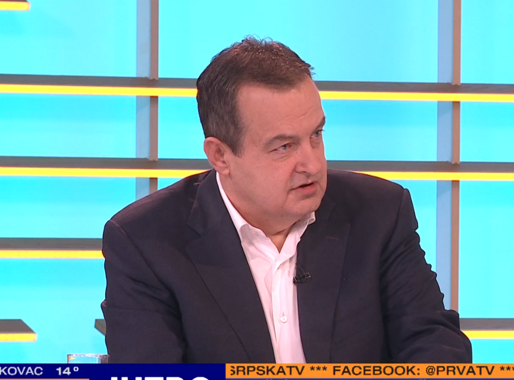 Dačić: Ujedinjeni nastup SPS I SNS na izborima 2022.