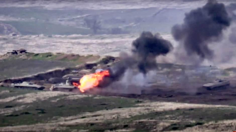 Prekid vatre između Jermenije i Azerbejdžana