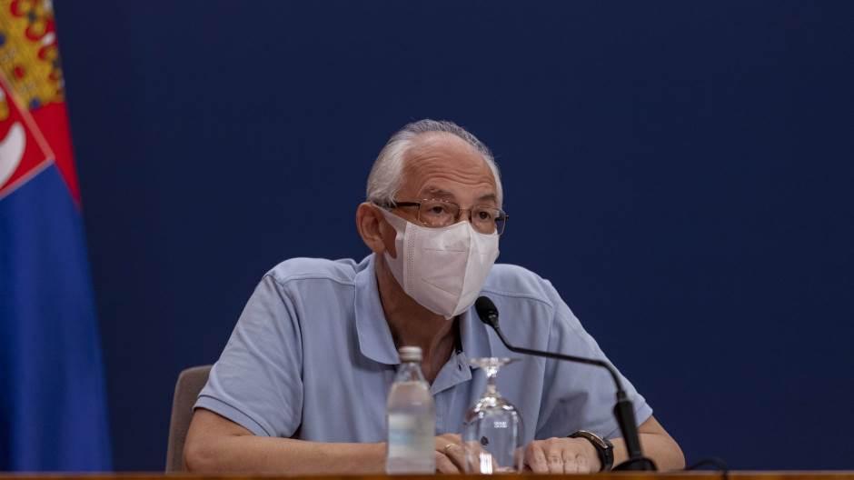 Kon: Nisam za uvodjenje vanrednog stanja, treba nositi maske i na otvorenom