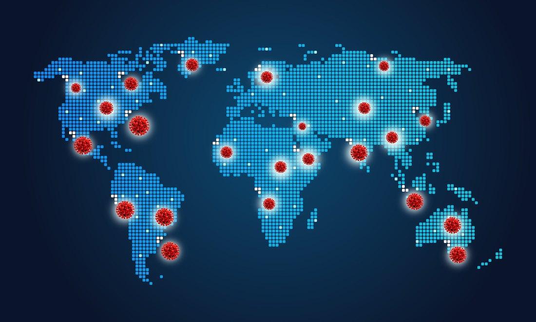 Juče u svetu 573 000 novozaraženih