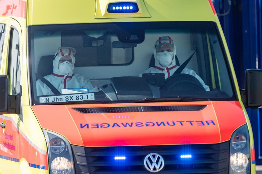 Nemačka beleži prvi put preko 7.000 novozaraženih u jednom danu