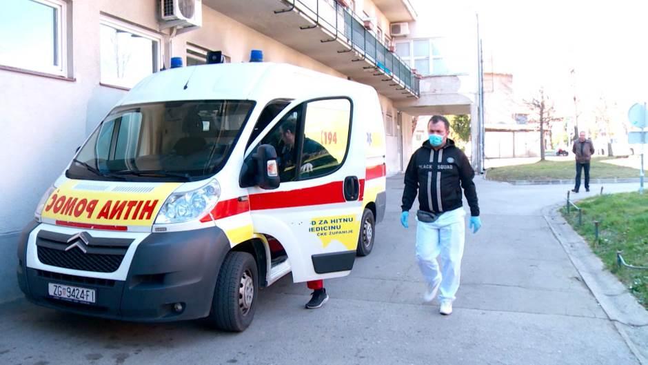 U Hrvatskoj rekordnih 748 novoboolelih, četiri osobe umrle