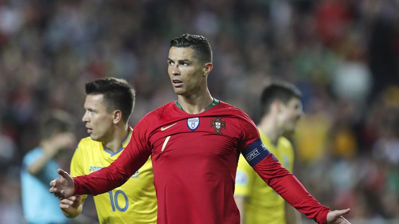 Ronaldo pozitivan na koronu