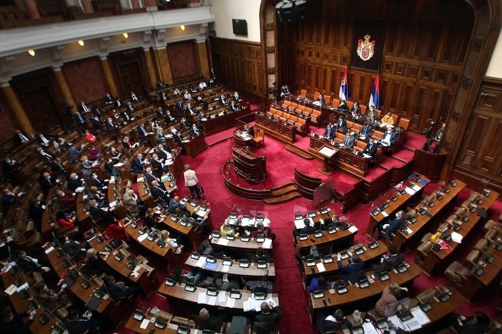 Novosti: Sutra sednica Skupštine?