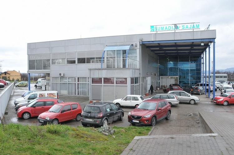 Kragujevac: Privremena kovid bolnica ponovo u funkciji