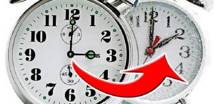 Zimsko računanje vremena, narednog vikenda pomeramo sat unazad