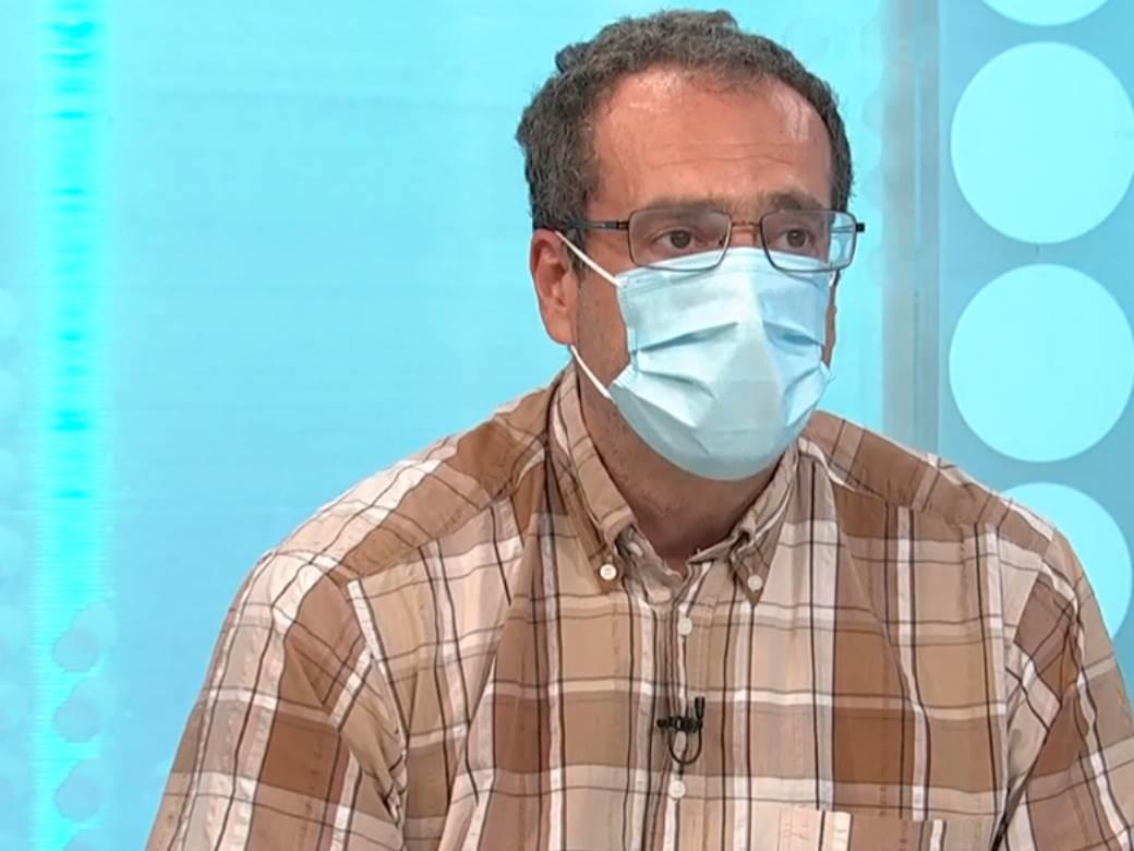 Srđa Janković: Najvažnije je sačuvati kontrolu nad širenjem virusa