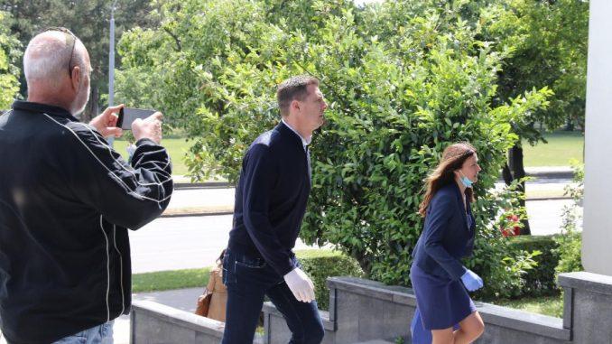 Počelo ročiše protiv Aleksića po tužbi Andreja Vučića