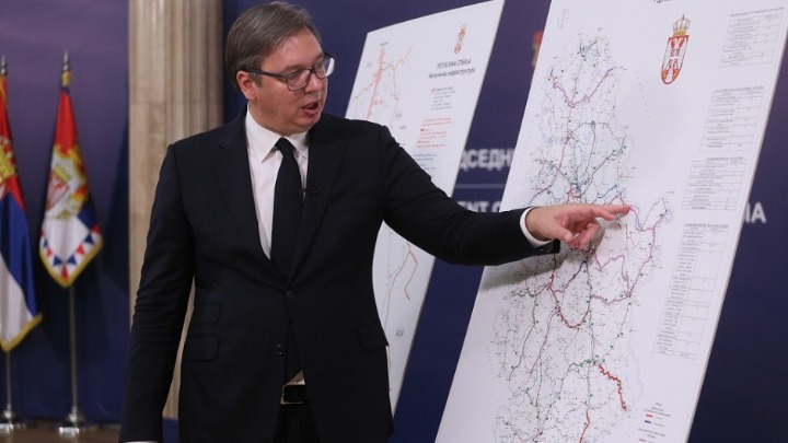 Vučić: Spoljni dug Srbije 26 milijardi evra