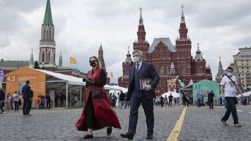 U Rusiji više od 14.000 novozaraženih