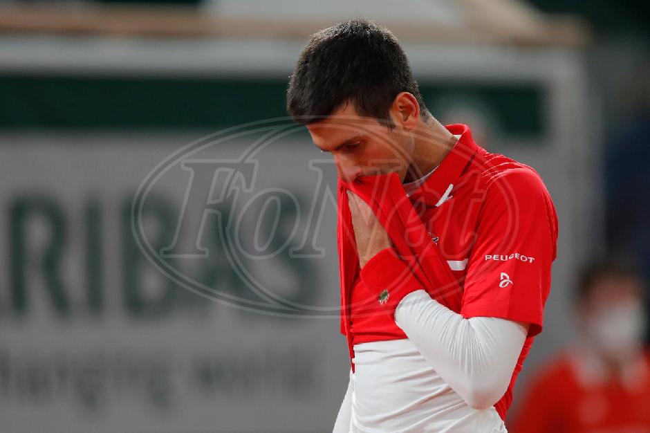 Neočekivani poraz Đokovića