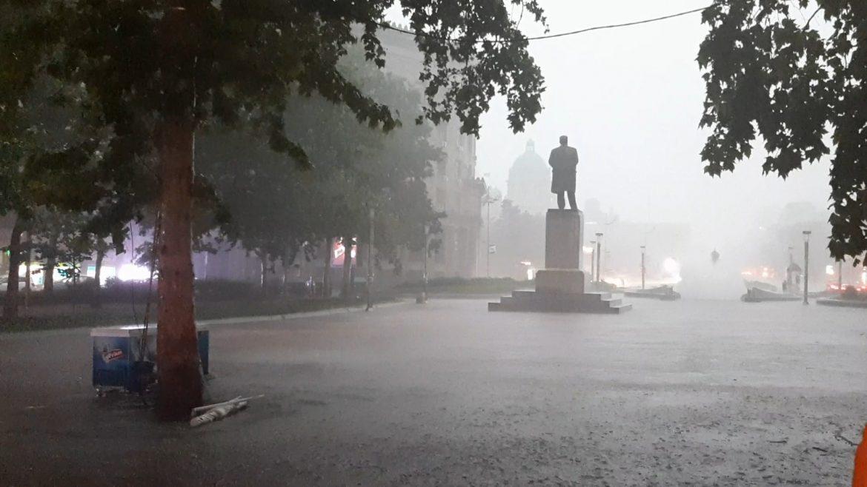 Vreme: U Srbiji sutra hladnije uz kišu