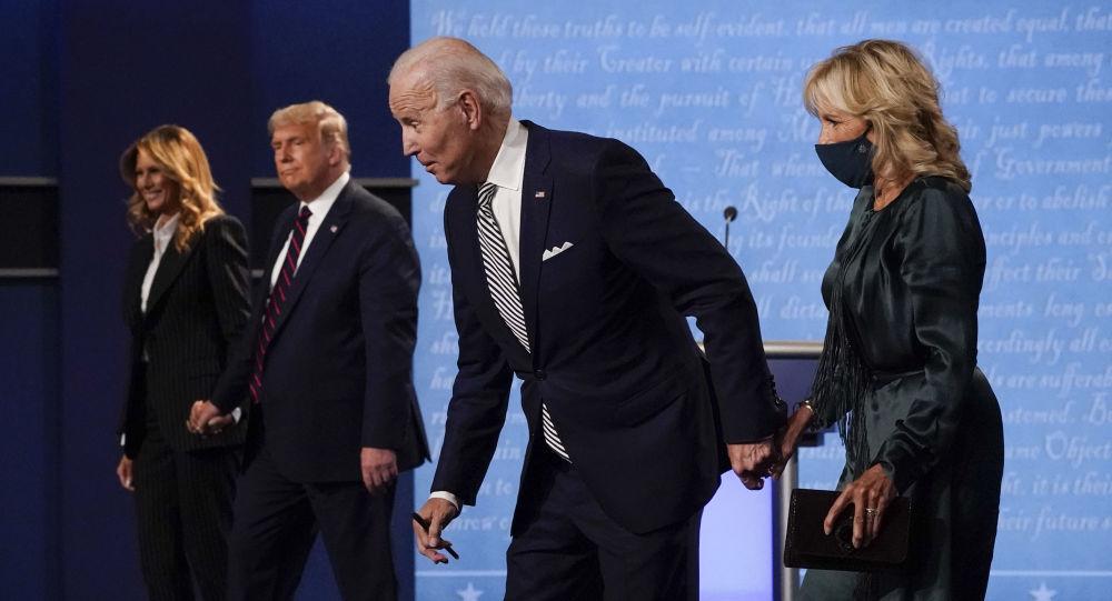 Gradjani SAD sutra biraju predsednika, Bajden favorit