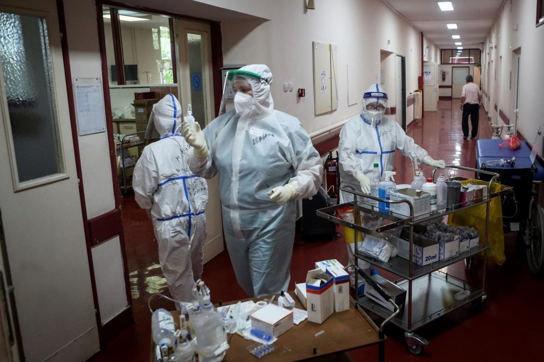 Najteža epidemiološka situacija u Beogradu