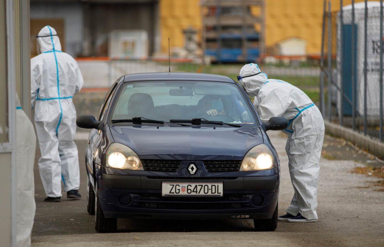 Hrvatska: Preminule 33 osobe, zaraženo 1.313