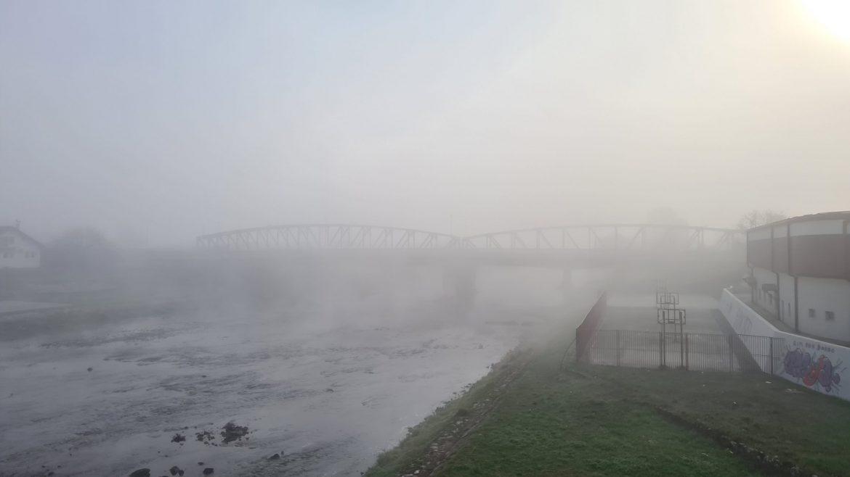 Vreme: Oblačno i maglovito u celoj zemlji