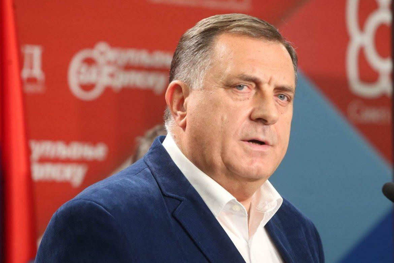 Dodik: Nema podrške Stanivukoviću