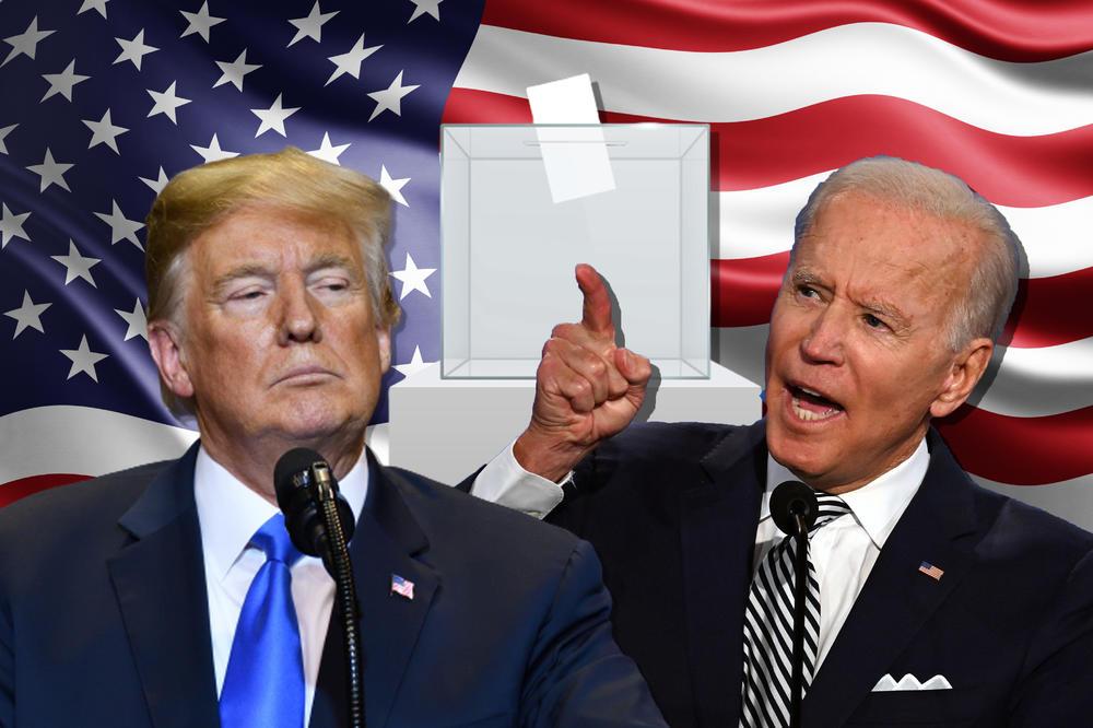 Amerika danas bira predsednika