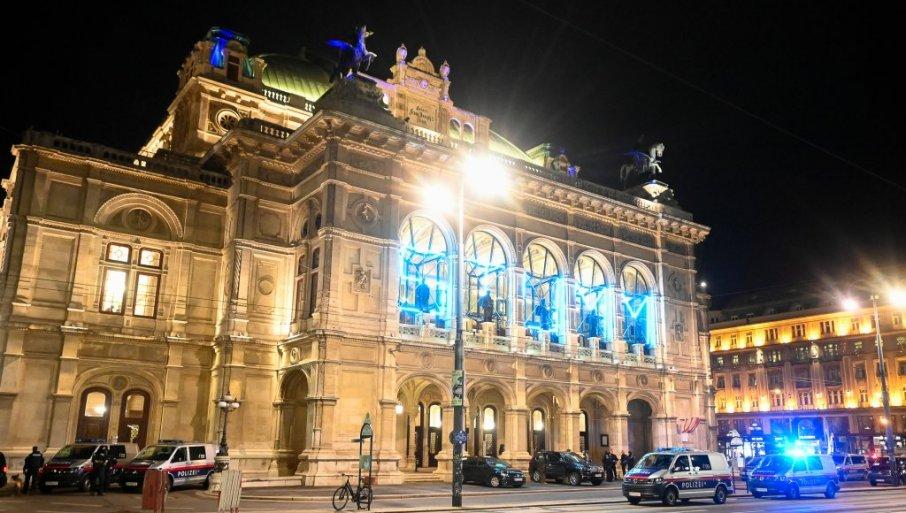 Povređena državljanka BiH u terorističkom napadu u Beču