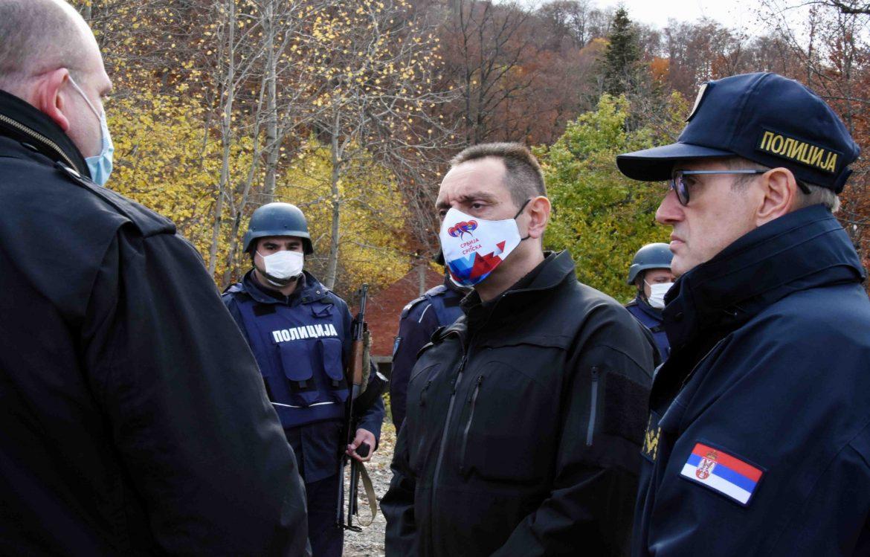 Vulin: Ugrožena bezbednost predsednika