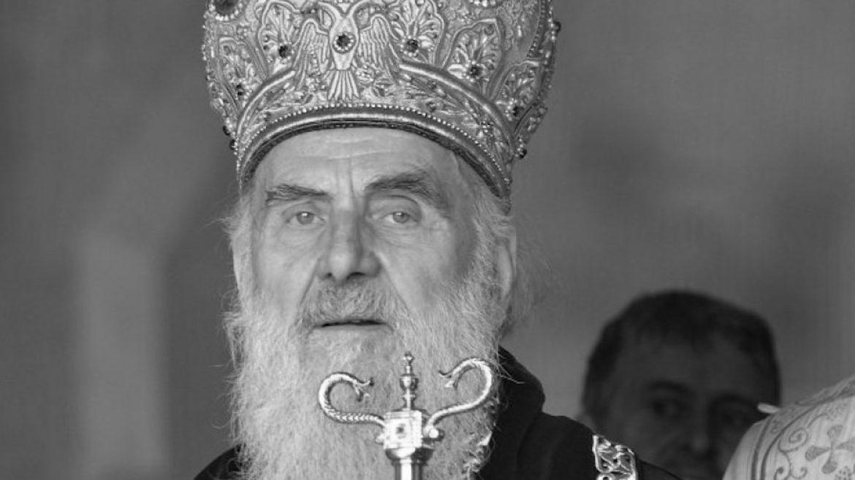 Sahrana patrijarha u nedelju u Hramu Svetog Save