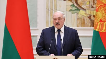 EU blokira imovinu Lukašenka