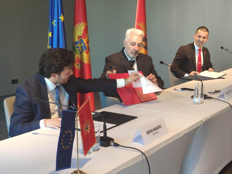 Crna Gora: Abazović potpredsednik Vlade