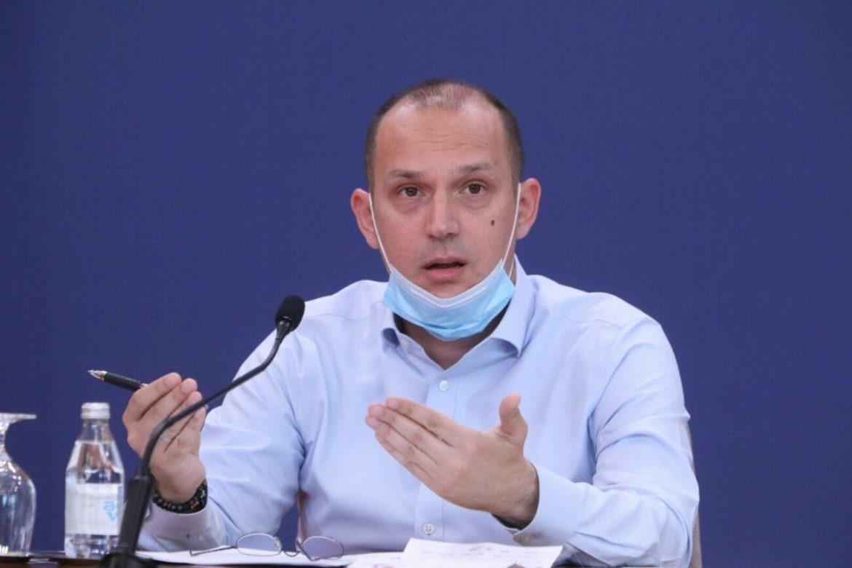 Lončar: Premeštanje lakših pacijenata u bolnice van Beograda