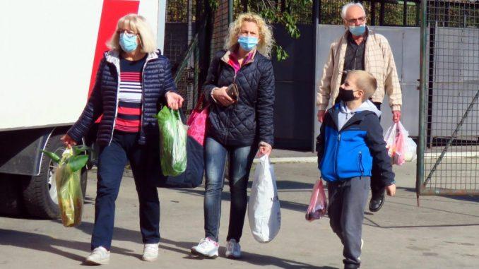 Od 10. novembra kazne na licu mesta za nenošenje maski i nepoštovanje distance