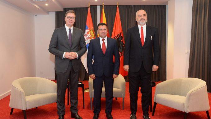 Srbija, Severna Makedonija i Albanija zajedno protiv korone