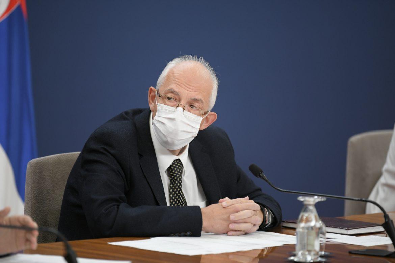 Kon: Usporiti virus