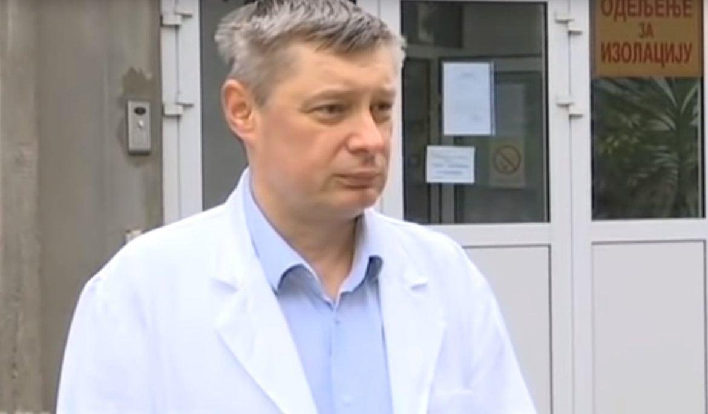 Stevanović: Kapaciteti bolnica nisu neiscrpni