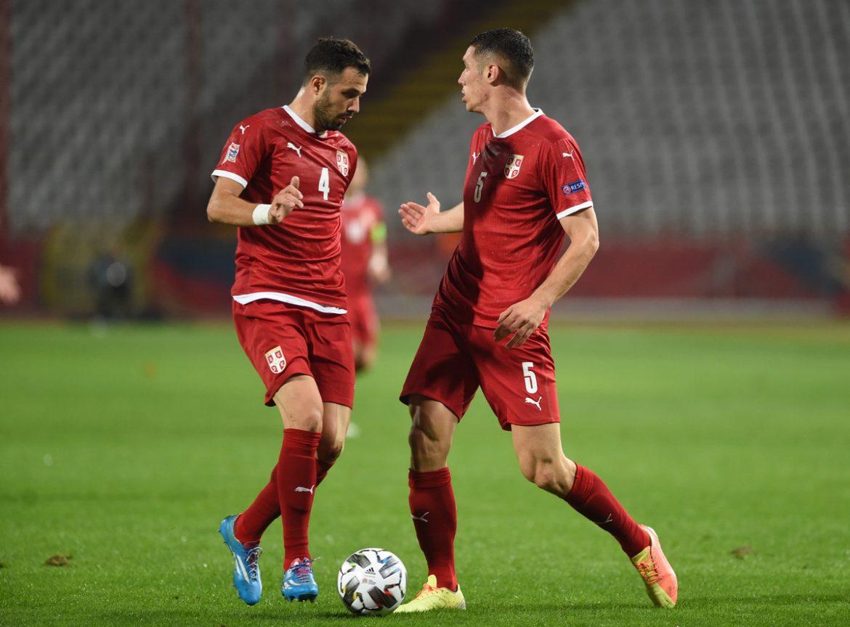 Fudbalska reprezentacija Srbije bez plasmana na Evropsko prvenstvo