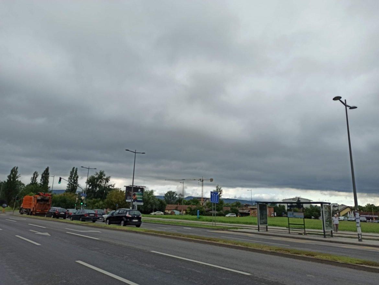 Vreme: Oblačno i hladno