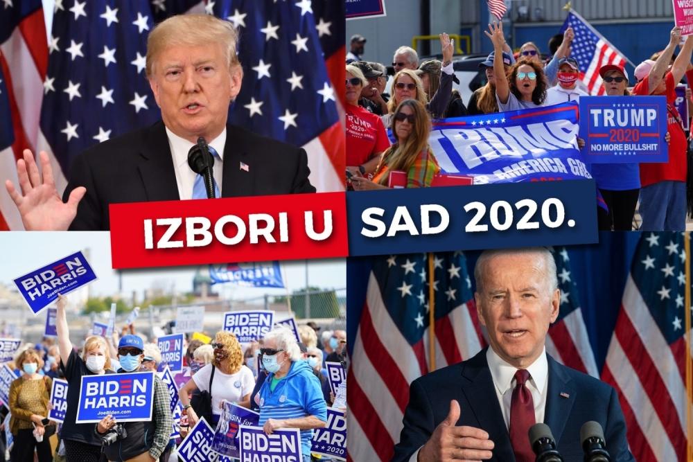Izborni štab Bajdena: Suprotstavićemo se Trampu
