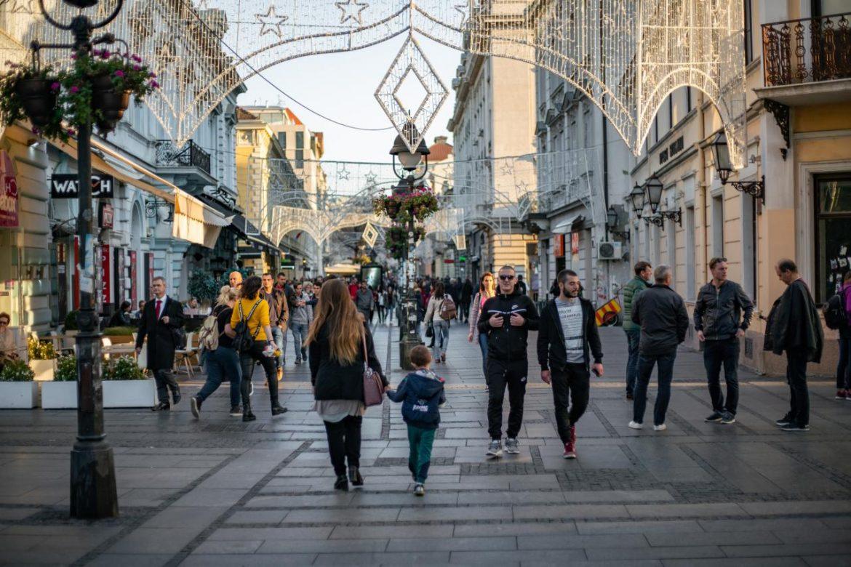 Beograd rekorder po broju zaraženih