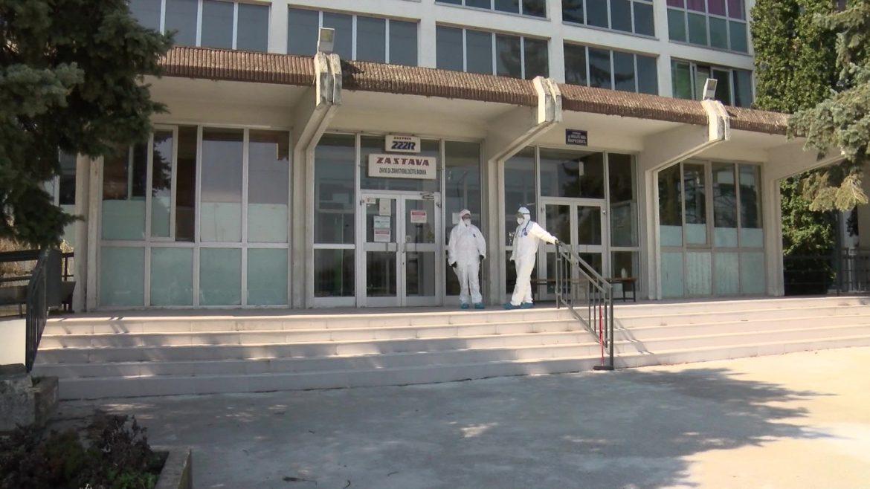 Kragujevac: U Zastavinoj kovid ambulanti pregleda se oko 130 pacijenata dnevno