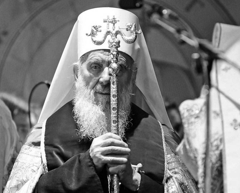 Sahrana patrijarha Irineja u kripti Hrama?
