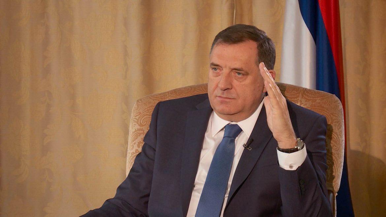 Dodik novi predsedavajući Predsedništva BiH